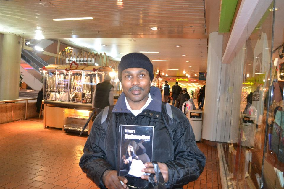 Black Book Signings in the Gallery Philadelphia Authors