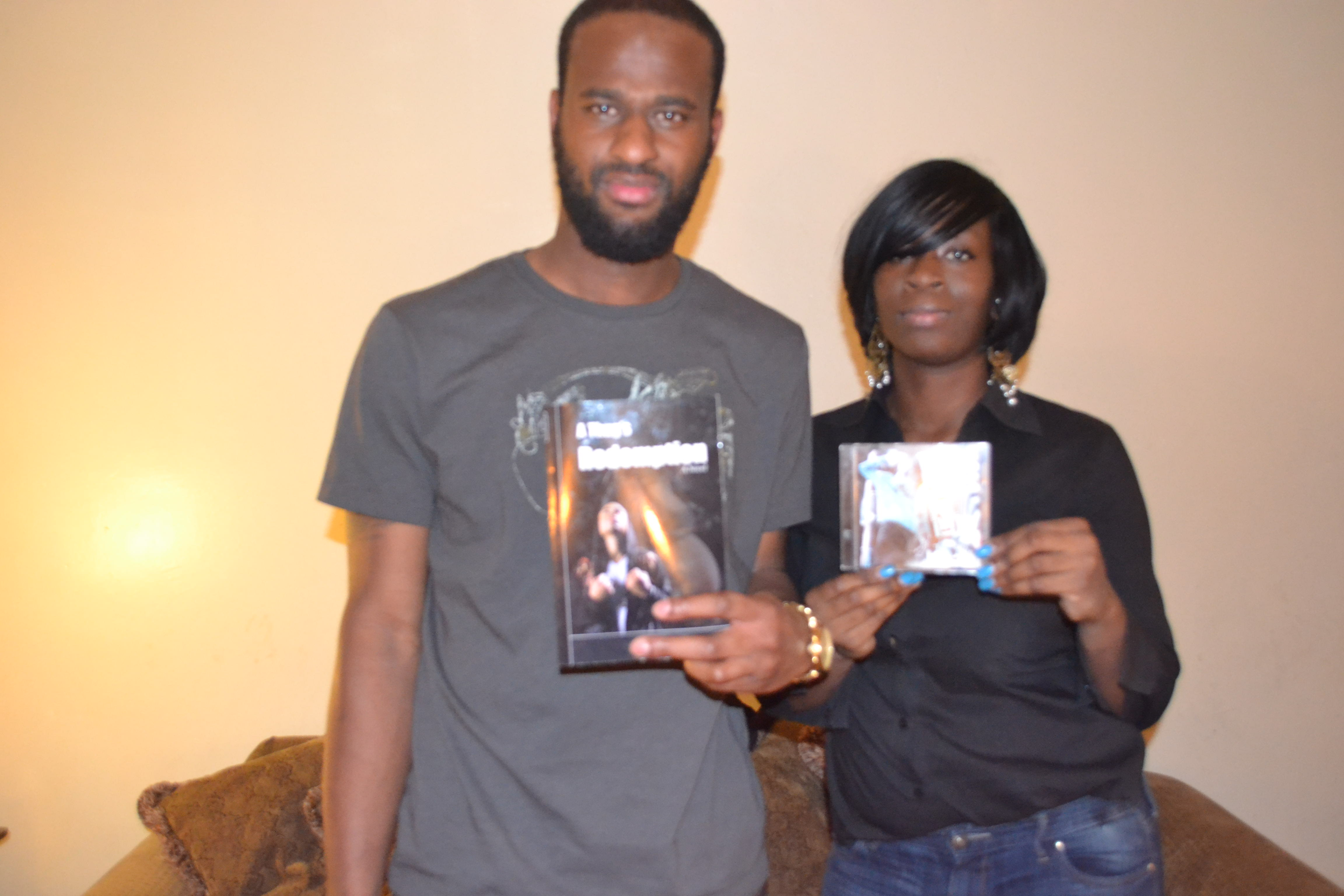 Philly Rapper SixNine and The Author Yani A Thug's Redemption