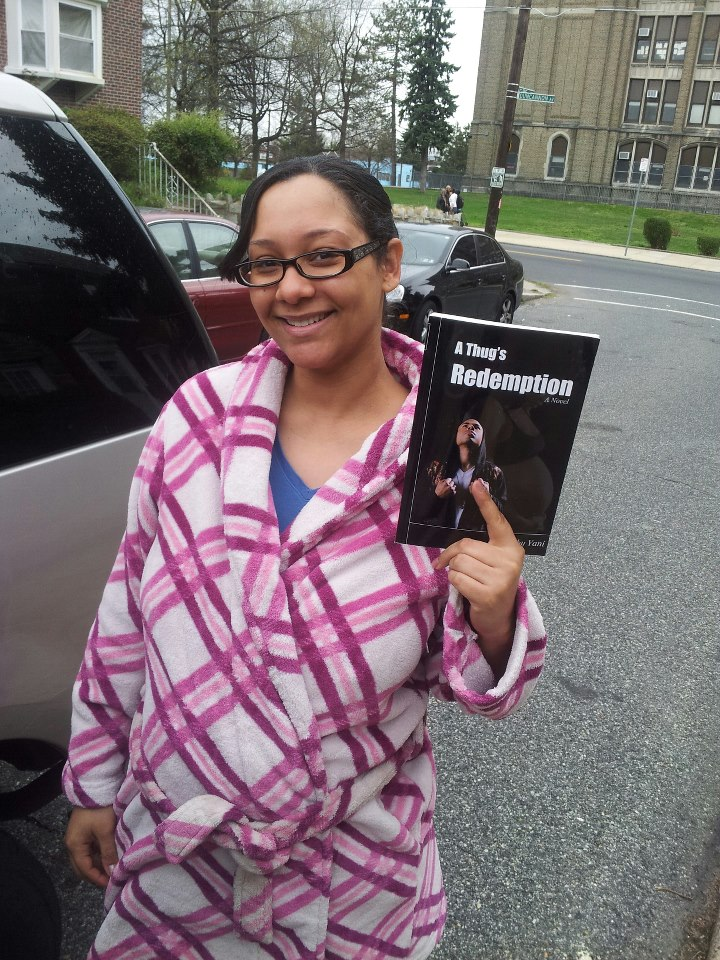 Fancy Author Vanna B A Thug's Redemption Yani